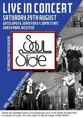 Soulside poster SM
