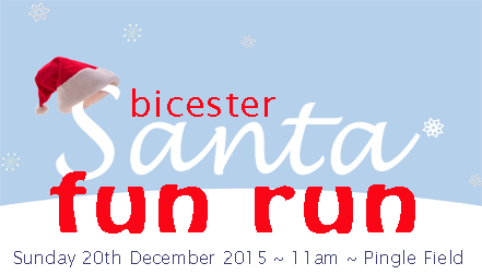 Santa Run Logo