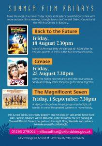 Summer Film Friday - Grease!